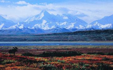 September Snows   Panorama by Thomas Mangelsen