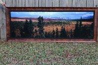 Season Passing (Denali)  AP 1.5M Super  Huge Panorama by Thomas Mangelsen - 1