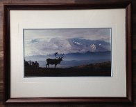 Caribou Country Panorama by Thomas Mangelsen - 1