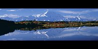 Reflections of Denali Huge Panorama by Thomas Mangelsen - 1