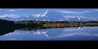 Reflections of Denali - Super Huge Panorama by Thomas Mangelsen - 1
