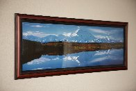 Reflections of Denali - Super Huge Panorama by Thomas Mangelsen - 2