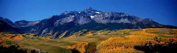 Treasures of Telluride  Panorama by Thomas Mangelsen