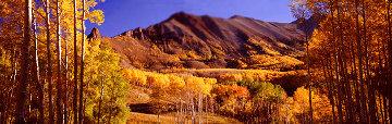 Rocky Mountain Indian Summer 2M Huge Panorama - Thomas Mangelsen
