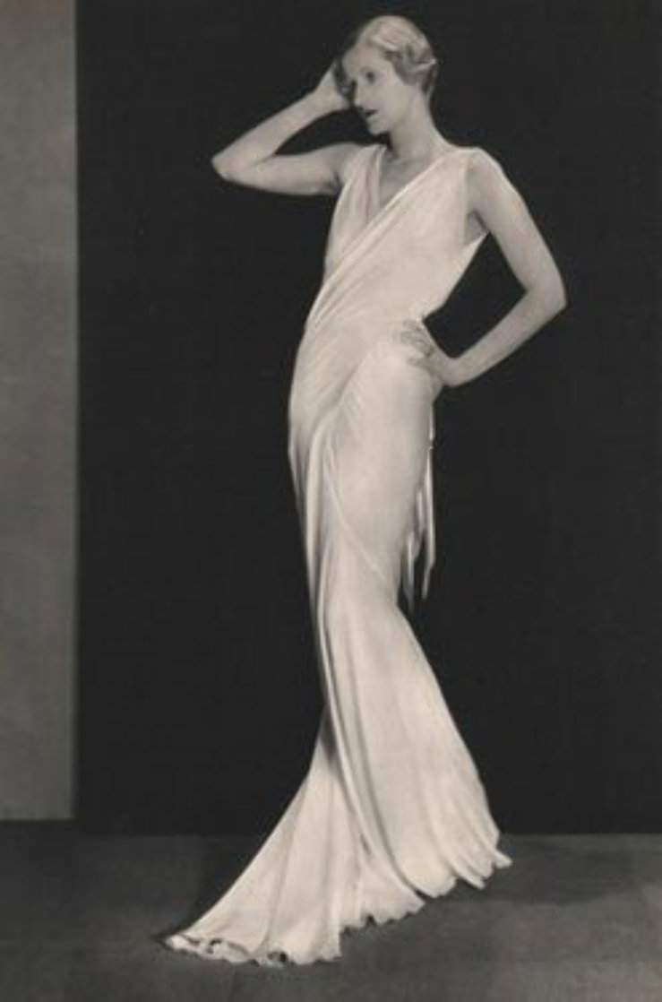 Fashion Portrait Limited Edition Print by  Man Ray