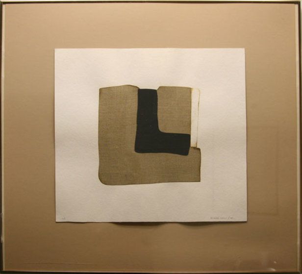 Untitled Limited Edition Print by Conrad Marca-Relli