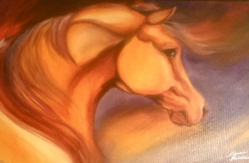 Majestic Equine 2011 Limited Edition Print - Marcia Baldwin