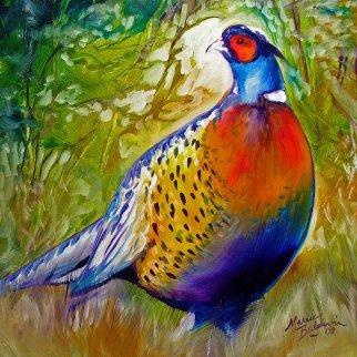 Pheasant 2009 Limited Edition Print - Marcia Baldwin