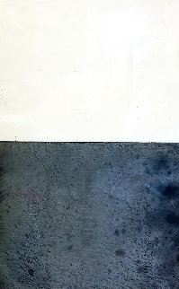 From the Adriatic Suite: Untitled  1974 Limited Edition Print - Brice Marden