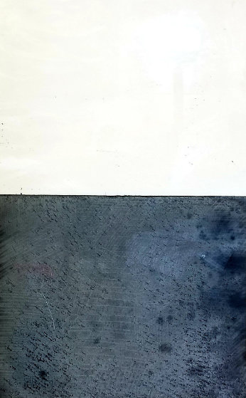From the Adriatic Suite: Untitled  1974 by Brice Marden