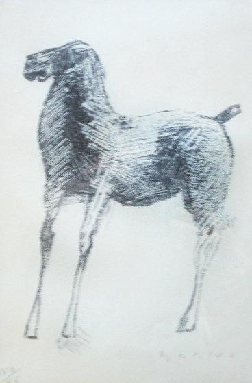 Horse 1948  by Marino Marini
