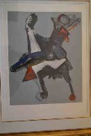Untitled Lithograph Limited Edition Print by Marino Marini - 6