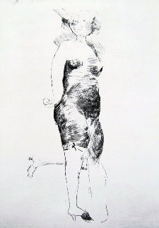 Reminiscenza - Reminiscence 1956 Limited Edition Print - Marino Marini