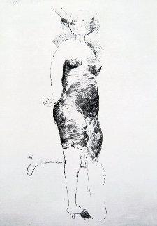 Reminiscenza - Reminiscence 1956 Limited Edition Print by Marino Marini