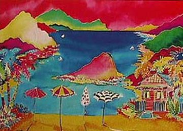 Summertime 1991 Limited Edition Print by Jennifer Markes