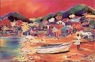 Echo Lagoon 1990 Limited Edition Print by Jennifer Markes - 0