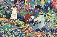 Tropical Harvest Limited Edition Print by Jennifer Markes - 0