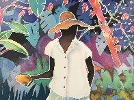 Tropical Harvest Limited Edition Print by Jennifer Markes - 3