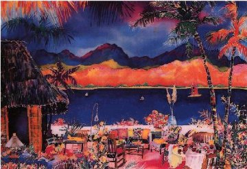 Pomegranate Cove 1997 Limited Edition Print - Jennifer Markes