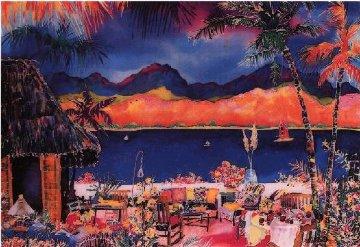 Pomegranate Cove 1997 Limited Edition Print - Jennifer Markes