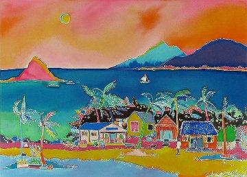 Coconut Bay 2010 Limited Edition Print by Jennifer Markes