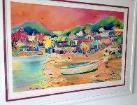Echo Lagoon 1990 Limited Edition Print by Jennifer Markes - 1