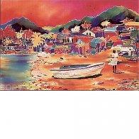 Echo Lagoon 1990 Limited Edition Print by Jennifer Markes - 6