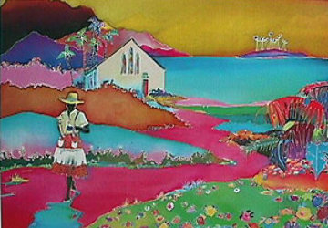 Someday 1989 Limited Edition Print by Jennifer Markes