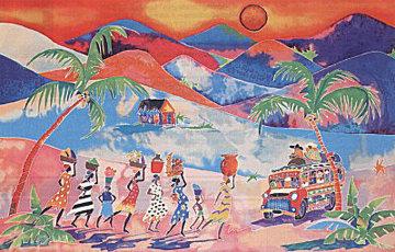 Dieu Si Bon 1989 Limited Edition Print - Jennifer Markes