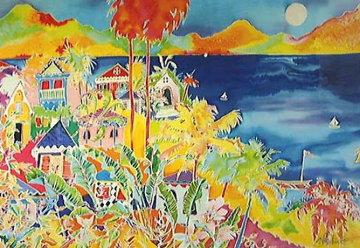La Lune De Miel Limited Edition Print by Jennifer Markes
