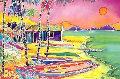 Shoreside At Sunset Limited Edition Print - Jennifer Markes