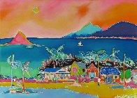 Coconut Bay Limited Edition Print by Jennifer Markes - 1