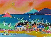 Coconut Bay Limited Edition Print by Jennifer Markes - 0