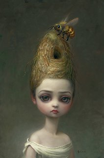 Queen Bee 2016 Limited Edition Print - Mark Ryden