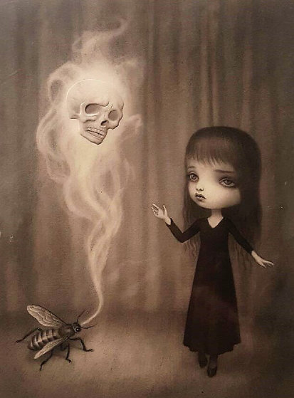 Apis Ectoplasm 2015 Limited Edition Print by Mark Ryden