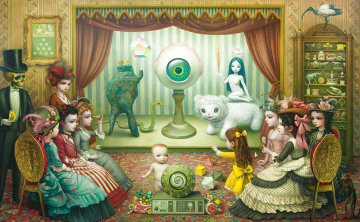 Parlor  2015 Limited Edition Print - Mark Ryden