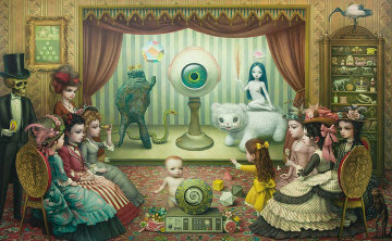 Parlor  2015 Limited Edition Print by Mark Ryden