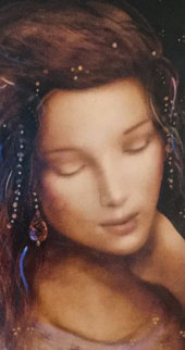 Duccia Bella Embellished 2012 Limited Edition Print - Csaba Markus