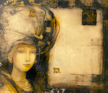 Fiorentina   Embellished Limited Edition Print by Csaba Markus