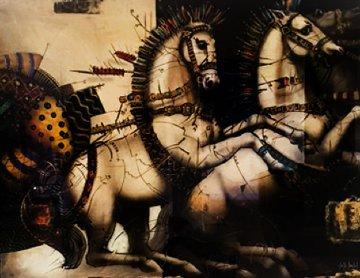 Equus 1990  Limited Edition Print by Csaba Markus
