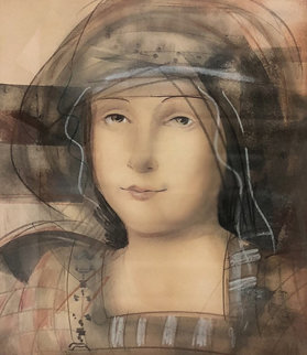 Monah 31x27 Works on Paper (not prints) - Csaba Markus