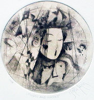 Muses And Masks 2005 Limited Edition Print by Csaba Markus - 0