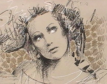Azzaria 2005 Limited Edition Print by Csaba Markus