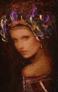 La Bella 2009 Embellished Limited Edition Print by Csaba Markus
