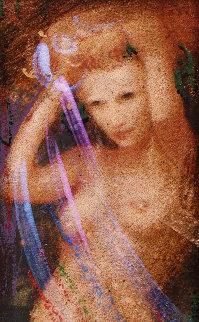 Primavera 2009 Embellished on Panel Limited Edition Print - Csaba Markus