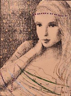 Fleurissima 2010 Embellished Limited Edition Print - Csaba Markus