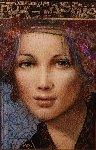 Adagia Bella 2012 18x15 Original Painting - Csaba Markus