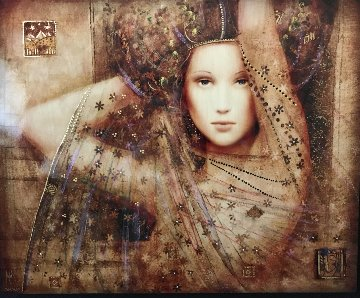 Pure Love 2016 Limited Edition Print by Csaba Markus