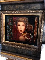 Vermillia 2017 Embellished Limited Edition Print by Csaba Markus - 1
