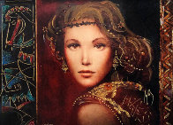 Vermillia 2017 Embellished Limited Edition Print by Csaba Markus - 0